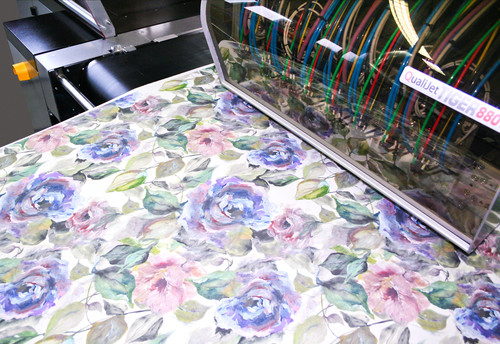 From the idea to the ready-made fabric